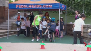 Pedalheads teaches kids cycling skills and safety