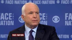 No strategy in fight against ISIS: McCain