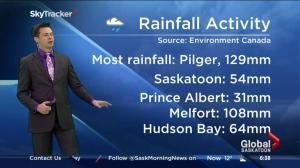 Saskatoon weather outlook – July 29
