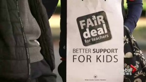 BC teachers strike: Tentative deal reached, school may start Monday
