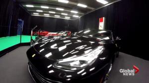 Montreal 49th auto show underway