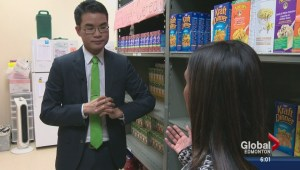 University students relying on food banks