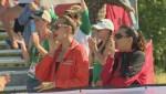 Olympian Chantal Van Landeghem helping to calm nerves at Canada Summer Games