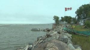 Intense weather hits Manitoba