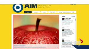 Alberta AIM website launch
