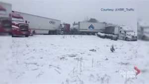 One person dead, following massive crash on Hwy 401