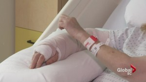 Exclusive: Dog attack victim speaks out