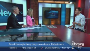 New way to fight Alzheimer's Disease