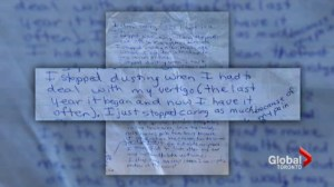 Mysterious notes found in rubble at Mississauga house explosion