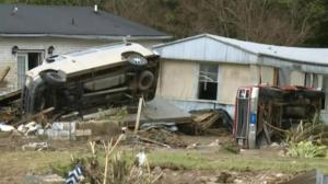 Search continues for survivors of devastating floods in Kentucky