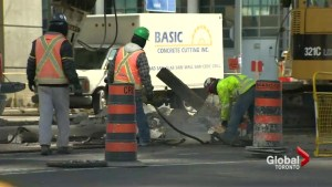 Coordinating Toronto road closures and projects getting better: Tory
