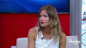 Former 'Law & Order' star Jill Hennessy on new album
