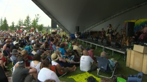 Over four decades of Folk Fest