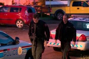 Man arrested following standoff at northwest hotel