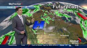 Saskatoon weather outlook – August 25