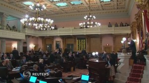 Heartbeat abortion legislation passed by Ohio lawmakers