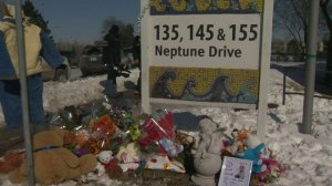 Elijah Marsh memorial continues to grow while media await possible friend's reaction