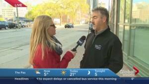 President of Winnipeg Transit Union talks voluntary overtime ban