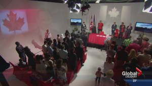 Global News welcomes 29 new Canadians at citizenship ceremony July 1