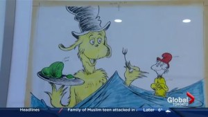 A rare look at Dr. Seuss' unorthodox art