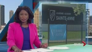 Saint-Anne Academy opens doors