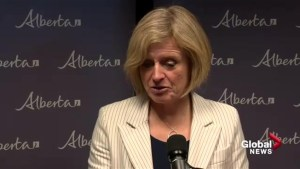 'We're wanting to look at a broader conversation': Notley wants dialogue on disasters
