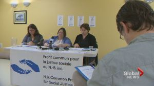 Social rights group wants $15 minimum wage in New Brunswick
