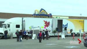Campaign to raise funds for Oromocto food depot kicks off