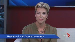 Air Canada passengers arrive in Toronto after 48-hour nightmare