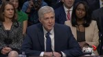 Neil Gorsuch, Trump's pick for Supreme Court confirmed