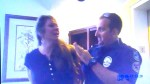 'Get off of me': Woman slammed to the ground and tased by cop