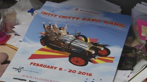 In the Mix: Chitty Chitty Bang Bang