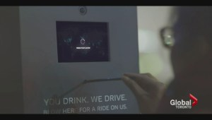 Uber combating drunk driving