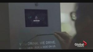 Uber combating drunk driving