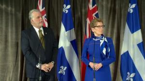 Premier Couillard plans to raise issue of Bombardier with Prime Minister Trudeau once again
