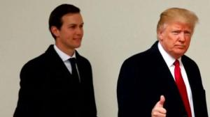 Trump's son-in-law to be questioned over Russian contacts