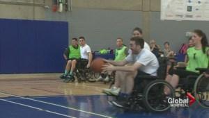 Chair aware wheelchair basketball tournament