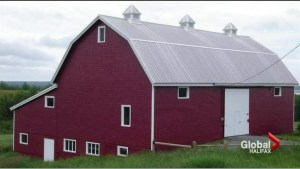 Local group struggles to rebuild Big Red Barn