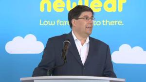 NewLeaf airlines will launch July 25, will service 12 Canadian destinations