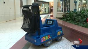 Southgate's tablet strollers