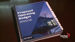 Halifax Regional Council passes budget 12-4
