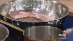 Saturday Chefs: Poutine Bacon Burger