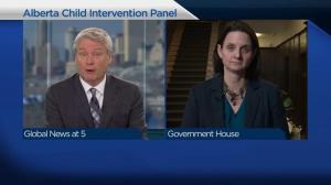 Panel looks at Alberta's child intervention system