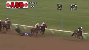 Manitoba jockey seriously injured in race at Assiniboia Downs