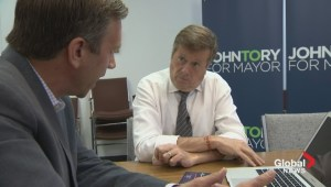 John Tory defends SmartTrack plan