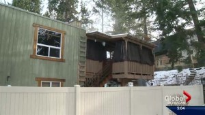 A space heater is blamed for a fire at a duplex in West Kelowna.