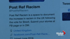 Social media campaign exposing racial abuses experienced in 'Brexit' fallout