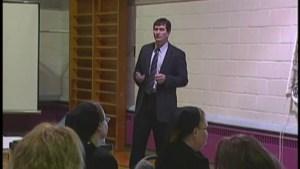 Former treasurer sues Palliser School Division