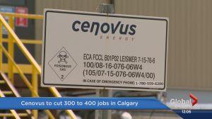 Cenovus Energy and Suncor Energy cutting back