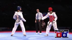 World Taekwondo Jr. Championships being held in Burnaby